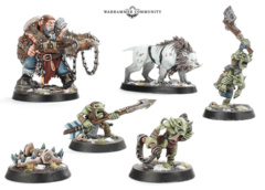 WH Underworlds Hrothgorn's Mantrappers