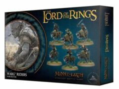 Middle Earth Warg Riders