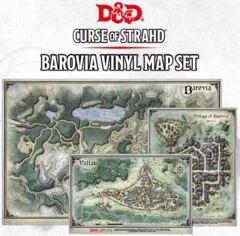 D&D Curse of Strahd Map