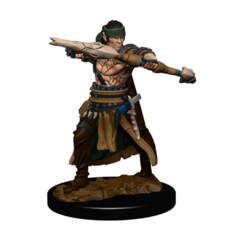 PATHFINDER BATTLES: PREMIUM PAINTED FIGURE: HALF-ELF RANGER MALE