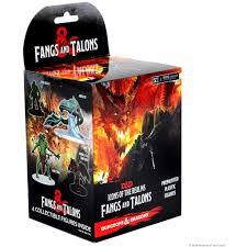 D&D Icons of the Realms Miniatures: Fangs and Talons Booster Pack