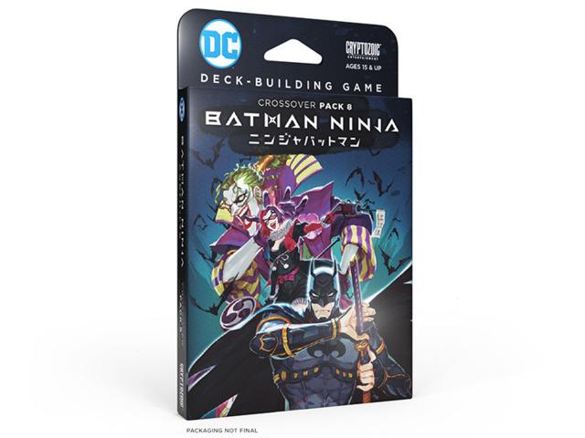 DC Comics Deck-Building Game: Crossover Pack 8 - Batman Ninja