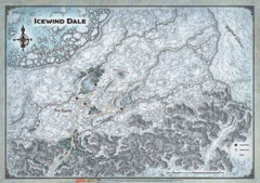 D&D Icewind Dale Map