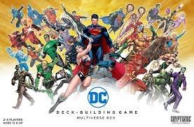 DC Comics Deck-Building Game: Multiverse Box