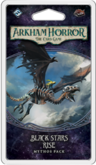 Arkham Horror Lcg: Black Stars Rise Mythos Pack