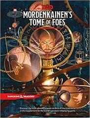 Dungeon & Dragons: Mordenkainen's Tome of Foes