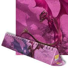 Dragon Shield: Playmat - Magenta (Fuchsin)