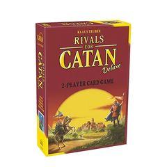 Catan: Rivals of Catan (Deluxe)