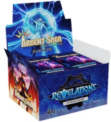 Argent Saga Revelations Booster Box
