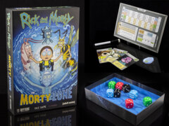 Rick and Morty: The Morty Zone