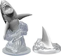 Deep Cuts Unpainted Minis - Shark