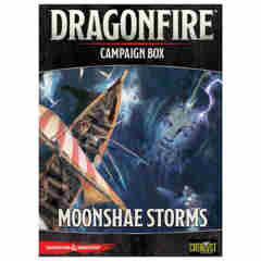 D&D Dragonfire Campaign Moonshae Storms