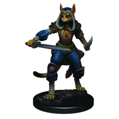 Icons of the Realms Premium Miniatures - Tabaxi Rogue