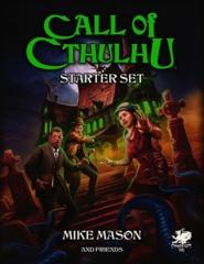 Call of Cthulhu 7E: Starter Set