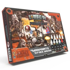 Warpaints: Zombicide Invader Paint Set