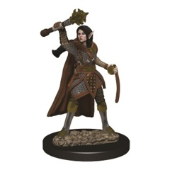 Icons of the Realms Premium Miniatures - Elf Cleric