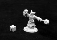 Grixus, Goblin Wizard