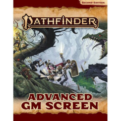 Pathfinder RPG (Second Edition): Advanced GM Screen
