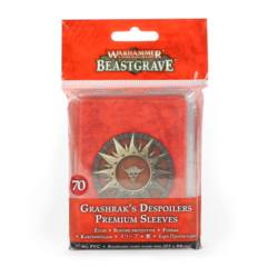 Grashak's Despoilers Premium Sleeves