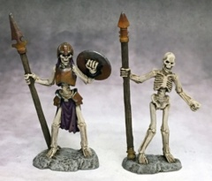 Skeletal Spearmen (2)