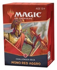 Challenger Decks 2021 - Mono Red Aggro