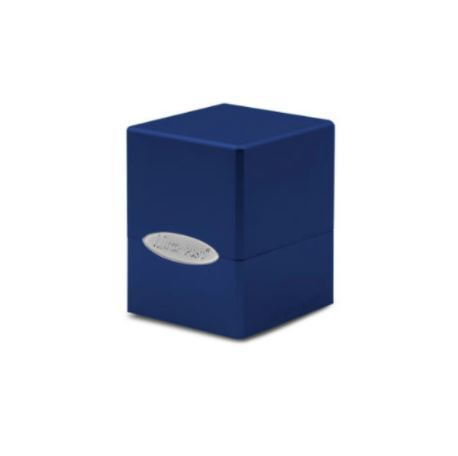 Ultra Pro Satin Cube Deck Box: Blue