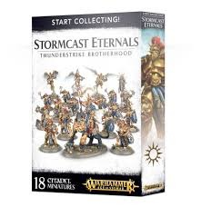 Start Collecting! Stormcast Eternals: Thunderstrike Brotherhood