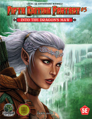 Fifth Edition Fantasy #5: Into the Dragons Maw