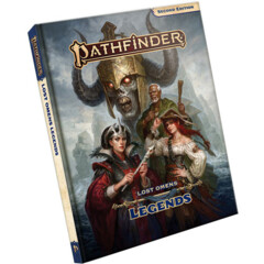 Pathfinder RPG (Second Edition): Lost Omens Legends