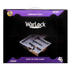 Warlock Tiles: Dungeon Tiles 1