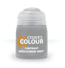 Basilicanum Grey Contrast