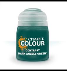 Dark Angels Green Contrast