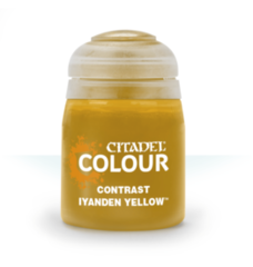 Iyanden Yellow Contrast