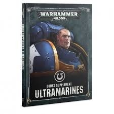 Codex Supplement: Ultra Marines