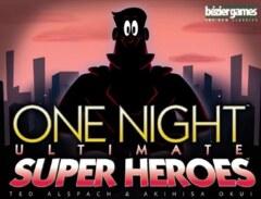 One Night Ultimate Super Heroes