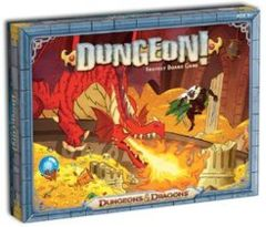 Dungeon! Fantasy Board Game