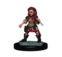 Icons of the Realms Premium Miniatures - Halfling Rogue