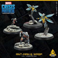 Marvel: Crisis Protocol - Ant-Man and Wasp