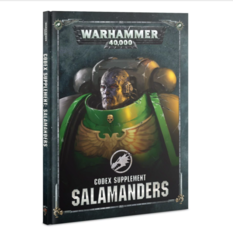Salamanders Codex