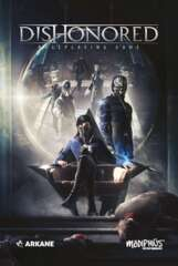 Dishonored RPG Hardcover