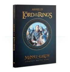 Middle Earth Strategy Battle Game - Armies of the Lord of the Rings