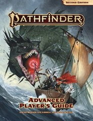 Pathfinder RPG (Second Edition): Advanced Players Guide