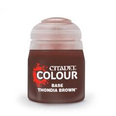 BASE: THONDIA BROWN (12ML) (6-PACK)