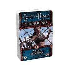 Lord Of The Rings Lcg: The City of Corsairs Nightmare Decks