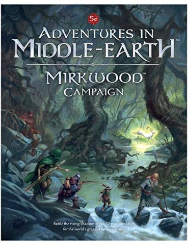 Adventures In Middle-Earth: Mirkwood Camp