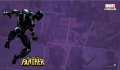 Marvel Champions LCG: Black Panther Game Mat