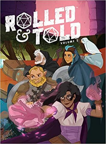 Rolled & Told: Vol. 2