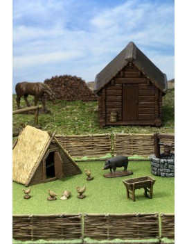WizKids 4D Settings: Homestead