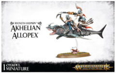 Idoneth Deepkin: Akhelian Allopex