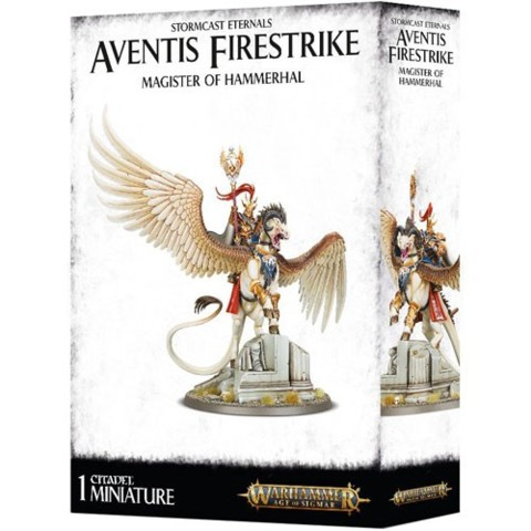 Aventis Firestrike: Magister of Hammerhal